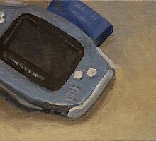 Gameboy Advance by Jay Heida