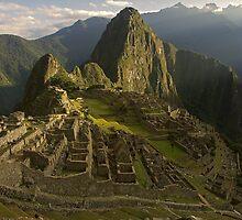 Machu Picchu - Peru by chrisfx