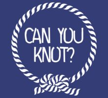Can You Knot? Version 5 T-Shirt