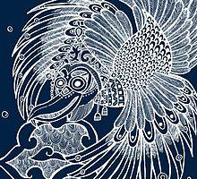 The Garuda by haidishabrina