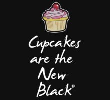 Cupcakes are the new black by thickblackoutline