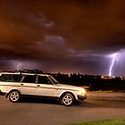 Volvo Lightning Edition by Bailey Sampson