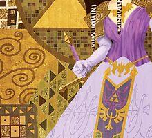 Zelda by Stephanie McCrea