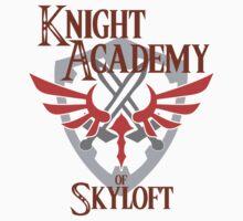 Knight Academy of Skyloft Kids Clothes
