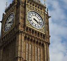 St Stephen's Tower (Big Ben) by DonDavisUK
