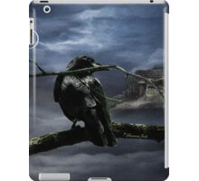 "Quoth The Raven, ""Nevermore"" iPad Case/Skin"