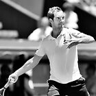 Richard Gasquet by Natalie Ord