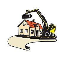 House Demolition Building Removal by patrimonio