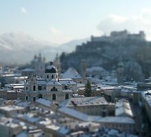 Pocket Cathedral | Salzburg by 8eye