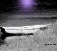 MIDNIGHT WHISPER by Madeline M  Allen