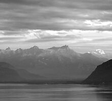Glacier by nikx