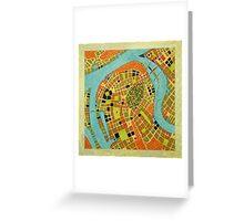 cypher number 19 - koblenz Greeting Card