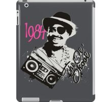 The Ol' Skool iPad Case/Skin