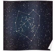 Love Constellation Poster