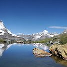 matterhorn reflection III by mc27