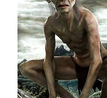 Gollum by borines