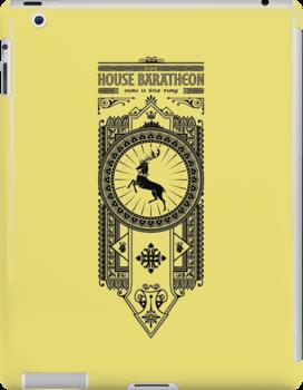 House Baratheon by Olipop