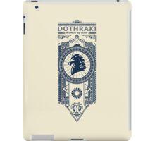 Dothraki iPad Case/Skin