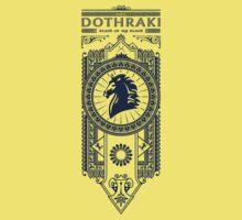 Dothraki Kids Clothes