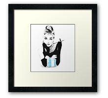 ..:GirL WhO SmoKes:.. Framed Print