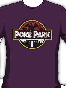Poke Park Distressed T-Shirt