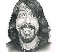 Dave Grohl by wayne grace