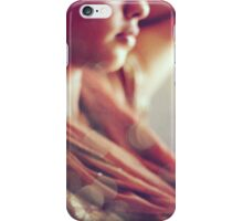 Loving you is easy iPhone Case/Skin