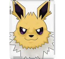 Wild Jolteon Pokemon iPad Case/Skin