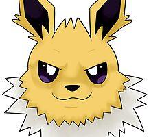 Wild Jolteon Pokemon by RBSTORESSX