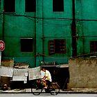 Art as in Shanghai (Moganshan Lu)_2 by Aiwei Yu