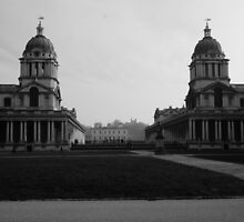 Royal Naval College by DavidFrench