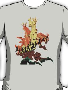 UNFINISHED RUIN T-Shirt