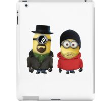 Minions Walter & Jesse Breaking Bad iPad Case/Skin