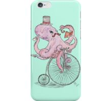 Octopus Hipster iPhone Case/Skin
