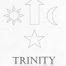 Trinity for Triology 1972 by sunism