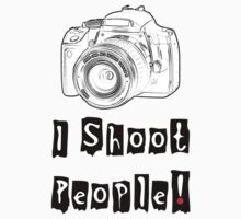 I Shoot People! by Jess Fleming
