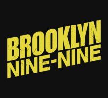 Brooklyn Nine-Nine by MissManectric