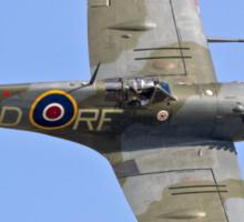 Supermarine Spitfire Vb AB910/RF-D Sticker