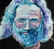 Jerry Garcia Smiled At Me by Jocelyn Knight