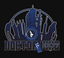 Doctor 007 by ghgraphicdesign