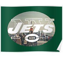 J-E-T-S! Poster