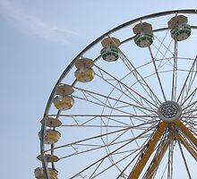 A Big E Wheel by Judi FitzPatrick