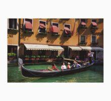 Venice boat ride Kids Clothes