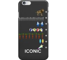 ICONIC SUPER BOWL iPhone Case/Skin