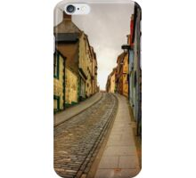 West Street, Berwick iPhone Case/Skin