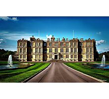 Longleat House-Wiltshire-England Photographic Print