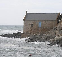 Old Lifeboat House by Iani