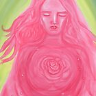 Heart Chakra  SOLD by Heidi Norman