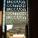 The British Library by jeanemm