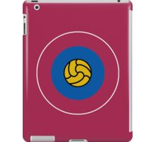 Barca Target iPad Case/Skin